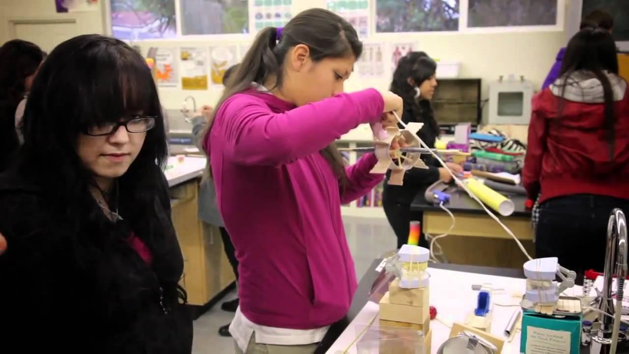 OUHS Junior Featured In Techbridge Video