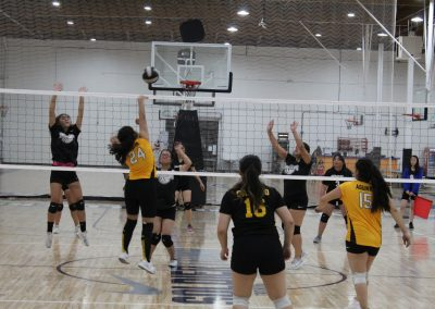 OUHS Girls Volleyball