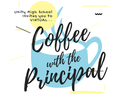 Coffee with the Principal Logo